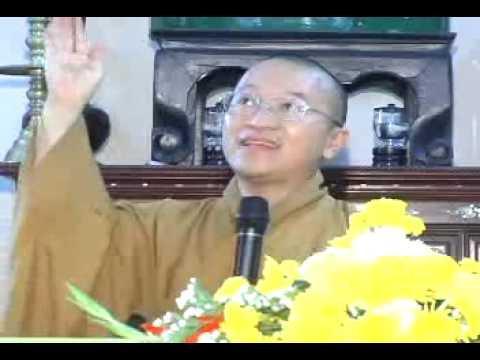 Cư Trần Phú 2: Xây dựng Tịnh độ (20/10/2009) video do Thích Nhật Từ giảng