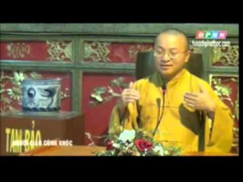 Người giàu cũng khóc (18/06/2012) video do Thích Nhật Từ giảng