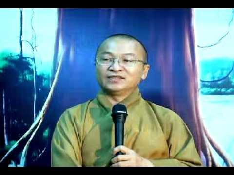 Tâm Kinh 2: Vượt qua khổ ách (20/12/2009) video do Thích Nhật Từ giảng