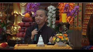 TT Thích Trí Siêu - Khóa Thiền tại Tùng Lâm Linh Sơn - Phần 3