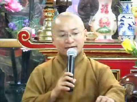 Tuổi đời (11/10/2008) video do Thích Nhật Từ giảng