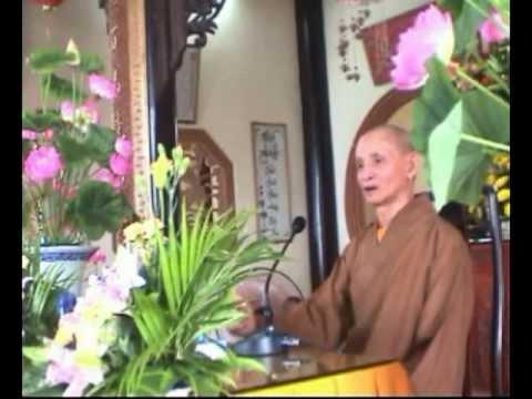 Mầu Nhiệm Của Pháp Môn Niệm Phật (Giảng tại Chùa Vô Ưu) (Có Phụ Đề)