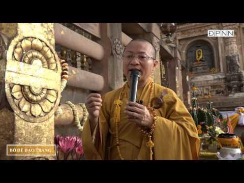 Hành hương Phật tích- Bồ Đề Đạo Tràng - Tuần thứ nhất sau khi giác ngộ