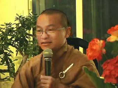 Triết Lý Về Đất - Phần 2/3 (20/06/2007) video do Thích Nhật Từ giảng