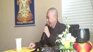 Tọa Đàm Và Cộng Tu Niệm Phật (Kỳ 1) (Tại California, Mỹ Quốc, 2013)