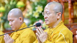 TT. Thích Nhật Từ thuyết giảng trong khóa tu Tuổi Trẻ Hướng Phật ngày 26/07/2020