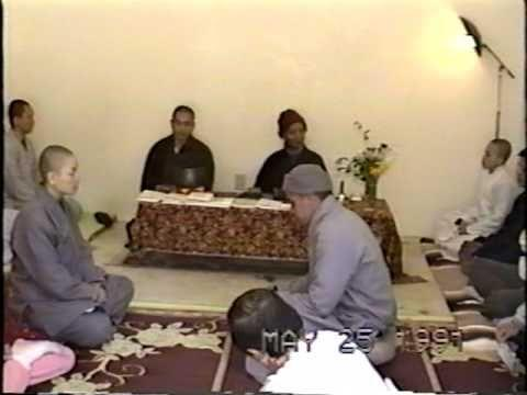 Video10 Từ 01-35: Thiền Thất tại Rainbow Crest 2 - Thiền sư Duy Lực