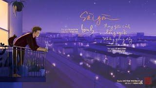 Sài Gòn bịnh & Sài Gòn đang giãn cách, lòng người không giăng dây | Tác giả: Hạ Nguyên & Cù Mai Công