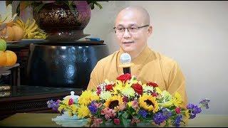 Phật Học Phổ Thông - Nhân Quả