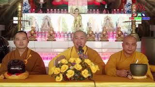Khóa Tu Mùa Hè 2018, Niệm Phật Gieo Duyên, Chùa Phước Hội, Cái Bè Tiền Giang