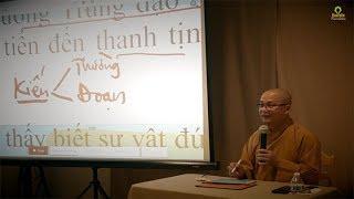Đức Phật và Giáo Pháp - Lên Đường Hoằng Pháp