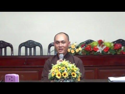 Ứng Dụng Lời Phật Dạy Vào Đời Sống Hàng Ngày (phần 4)