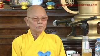 Chùa Từ Nghiêm - 15.06.2012 - HT. Thích Từ Thông - Như Huyễn Thiền Sư