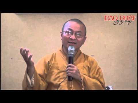 Đạo Phật Của Tôi (02/12/2012) video do Thích Nhật Từ giảng