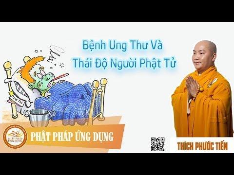 Bệnh Ung Thư Và Thái Độ Người Phật Tử