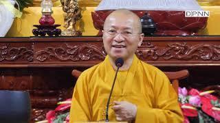 Vì sao Tăng Ni phải giỏi về Phật học? | TT. Thích Nhật Từ