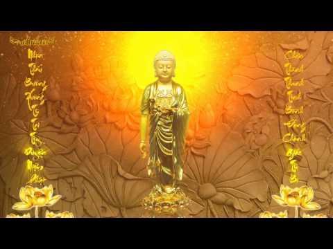 Niệm A Di Đà Phật (Cùng Đại Chúng Và Thầy) (Hình Động, Rất Hay)