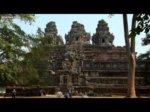 Bảy kỳ quan thế giới Phật giáo - Phim tài liệu của BBC