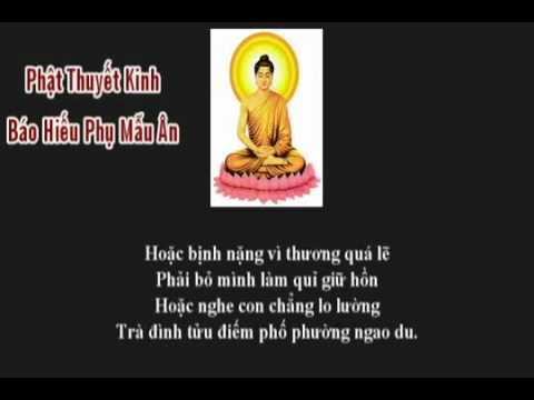 """Tụng """"Kinh Vu Lan Báo Hiếu"""" (Âm Việt) (Có Phụ Đề)"""