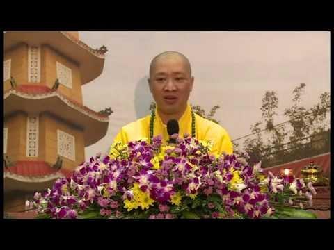 Đạo Phật Đi Vào Cuộc Đời (Giảng Tại Chùa Phật Học Xá Lợi)