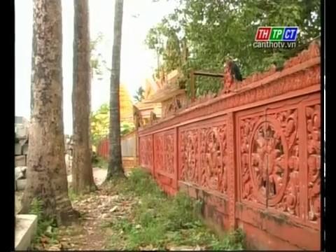 Chùa Khmer ở Cần Thơ