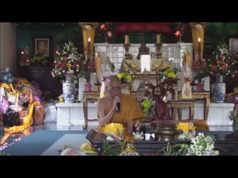 Bố Thí - Trì Giới - Tham Thiền