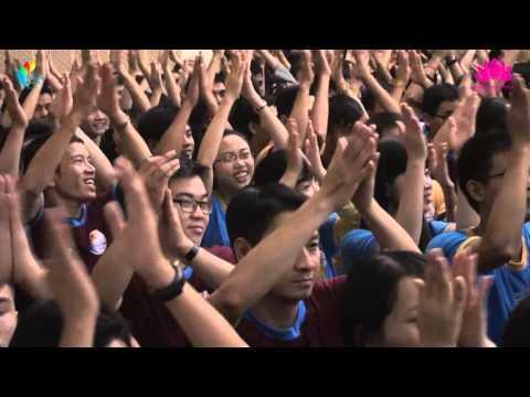 Cám ơn tình yêu_Trại Sinh_Hội trại tập huấn TNPT 2015