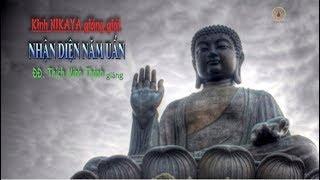 Kinh NIKAYA Giảng Giải - Nhận Diện Năm Uẩn - ĐĐ Thích Minh Thành