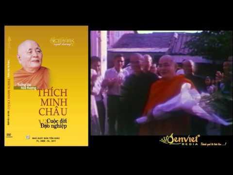 SEN VIỆT Video 4: Lễ viếng Giác linh của Cố HT. Thích Minh Châu ngày 4-9-2012