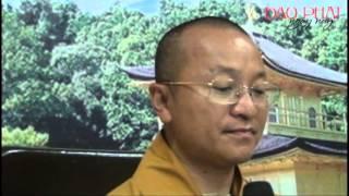Kinh Vô Lượng Thọ 02: Khi Nhà Vua Làm Bồ Tát (04/11/2012) video do Thích Nhật Từ giảng