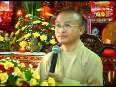 Bài học nhân quả (12/06/2008) video do Thích Nhật Từ giảng