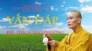 Vấn đáp Phật pháp - ĐĐ. Thích Ngộ Phương