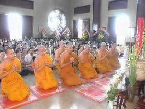 Đại lễ Cung nghinh Xá lợi Phật và chư Thánh Tăng - Trọn bộ (02 phần)