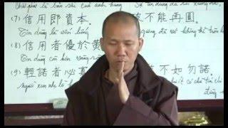 Đạo Làm Người 4 - Trung Hậu Thành Tín