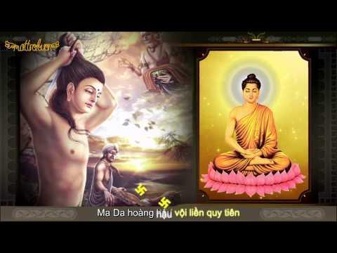 Nhạc Cuộc Đời Đức Phật (Hình Ảnh Động, Có Phụ Đề) (Rất Hay)