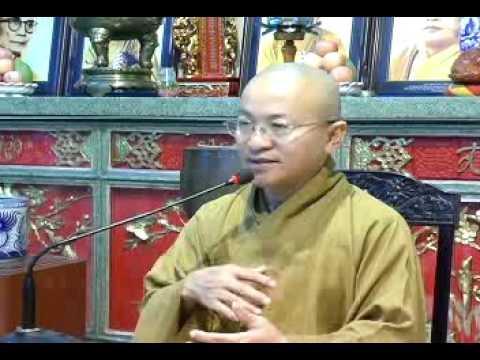 Cư Trần Phú 04: Mục đích học Phật (20/12/2009) video do Thích Nhật Từ giảng