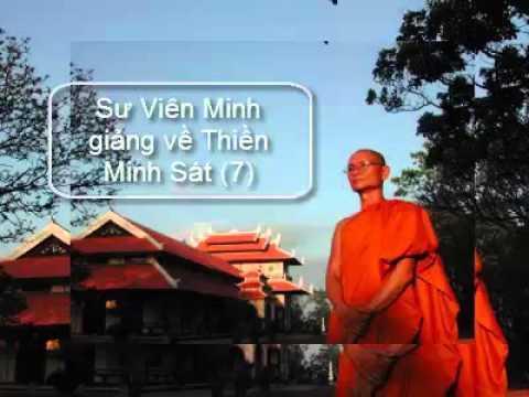 Thiền Minh Sát (7)