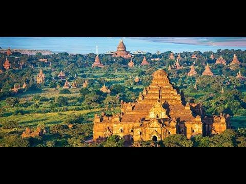 Ký Sự Phật Giáo Myanmar - Tập 8 - Chùa Làng Bên Dòng IRRAWADDY [HD]
