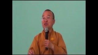 Những Cái Biết Làm Thay Đổi Cuộc Đời (09/09/2012) video do Thích Nhật Từ giảng