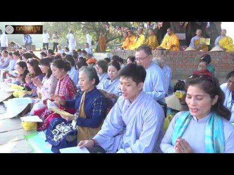 Ý nghĩa biểu tượng đản sinh của đức Phật - 02/11/2015