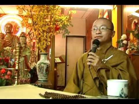 Kết Hôn Với Phật Pháp - Phần 2/2 (08/07/2007) video do Thích Nhật Từ giảng