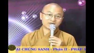 Văn tế thập loại chúng sinh 02: Lập đàn siêu độ (06/09/2006) video do Thích Nhật Từ giảng