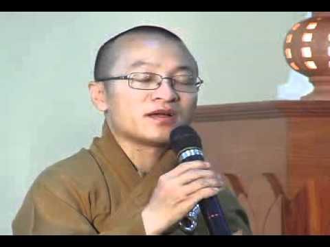 Phật giáo và Phát triển bền vững (05/06/2007) video do Thích Nhật Từ giảng