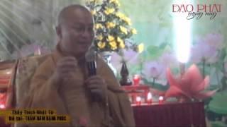 Trăm Năm Hạnh Phúc (26/01/2013) video do Thích Nhật Từ giảng