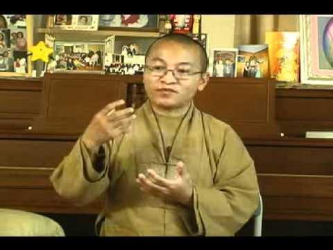 Chết Và Tái Sinh - Phần 1/2 (08/07/2007) video do Thích Nhật Từ giảng