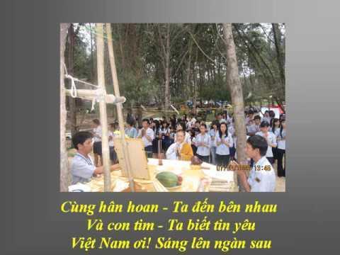 GĐPT - NỐI TÌNH NGƯỜI - Nhạc Võ Tá Hân - Thơ Tuệ Kiên - Ca sĩ Tuấn Huy