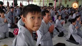 Khóa Tu 104 - Tu viện Linh Thứu