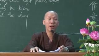 Bát Thánh Đạo (Phần 2) - Chánh Tư Duy