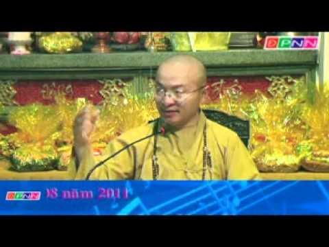 Núi cả sông nguồn (13/08/2011) video do Thích Nhật Từ giảng