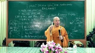 Đoạn diệt phiền não || Thầy Thích Trí Huệ